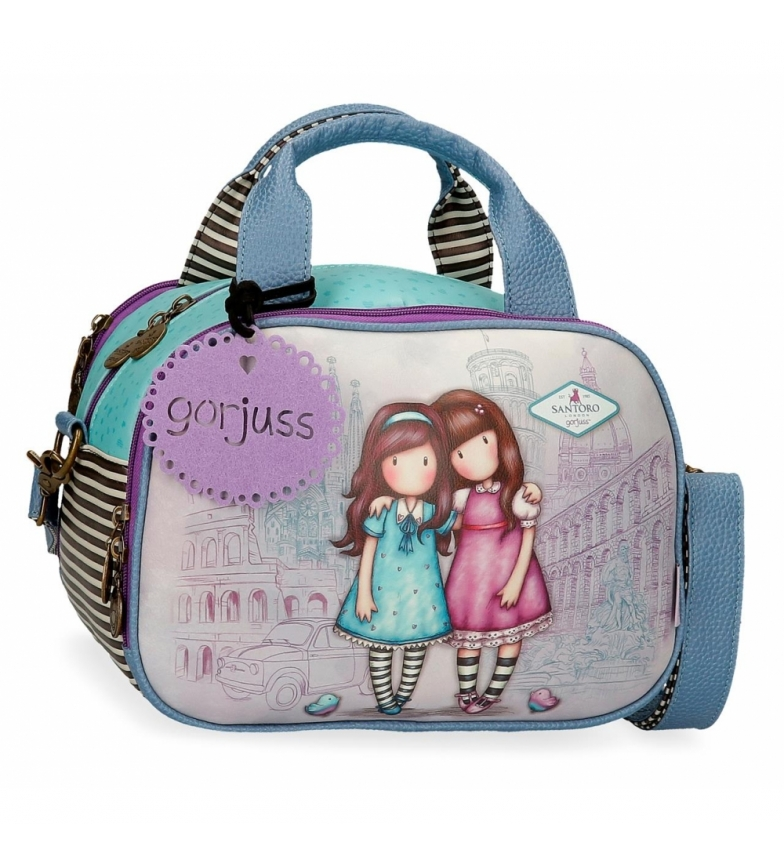 Comprar Gorjuss Borsa Gorjuss con tracolla adattabile Friends Walk Together -28x21x19cm
