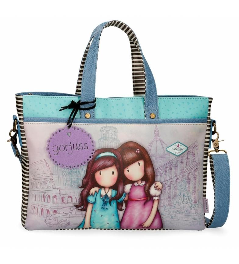 Comprar Gorjuss Gorjuss laptop bag Friends Walk Together -39x28x6,5cm