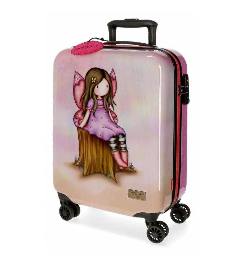 Comprar Gorjuss Cabin size Gorjuss Wishing and Hoping rigid suitcase -37x55x20cm