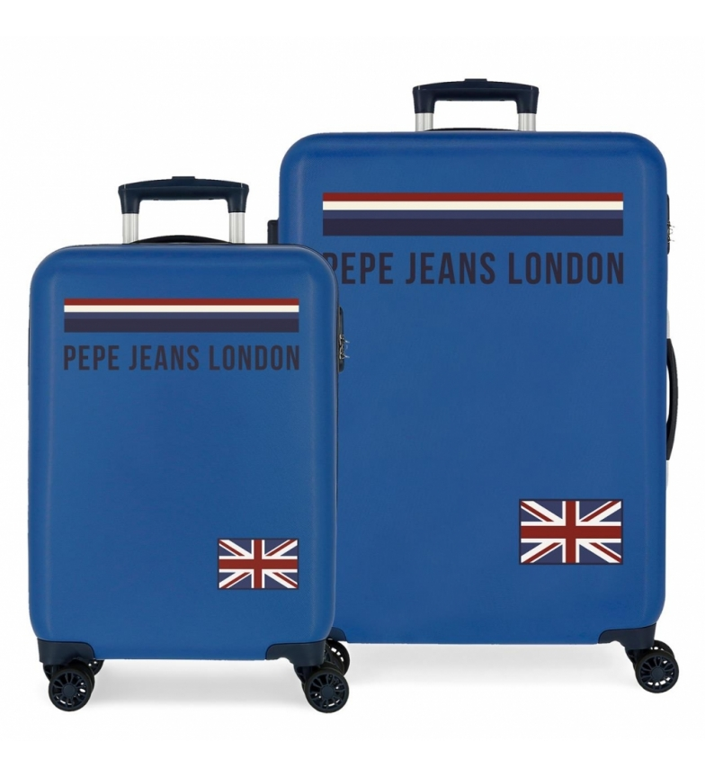 Comprar Pepe Jeans Pepe Jeans Overlap rigid suitcase set -38x55x20cm/48x68x26cm