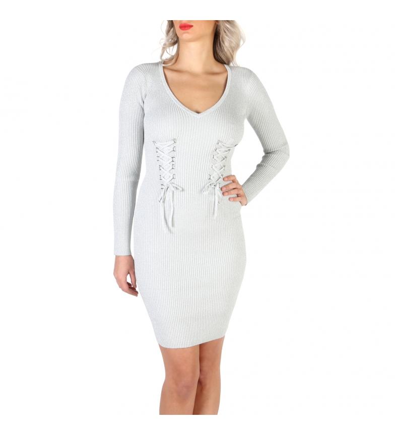 Comprar Guess Vestido W83K05_R1IB0 cinza