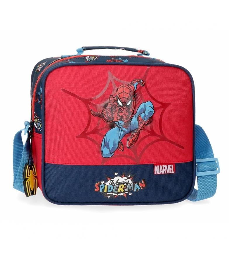 Comprar Spiderman Saco de Sanita Homem-Aranha Pop com tiracolo -23x20x9cm
