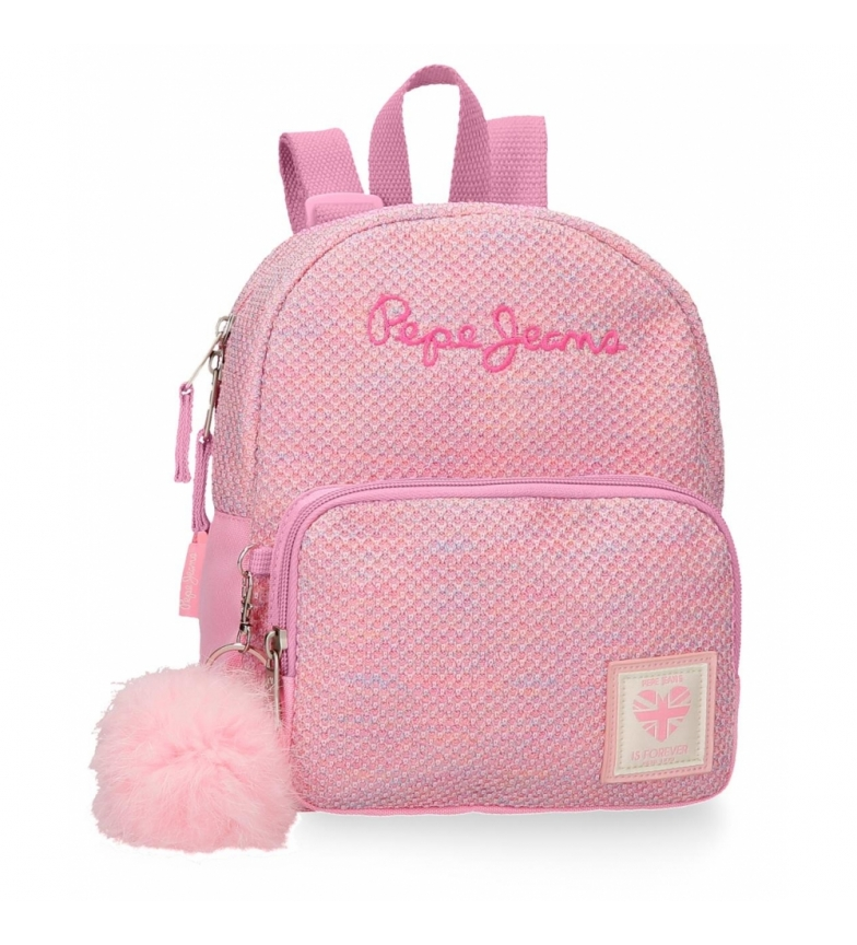 Comprar Pepe Jeans Mochila Pequena Pepe Jeans Rose Backpack -19x23x8cm