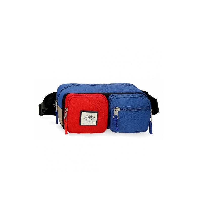 Comprar Pepe Jeans Pepe Jeans Dany Blue Bum bag -27x12x8cm