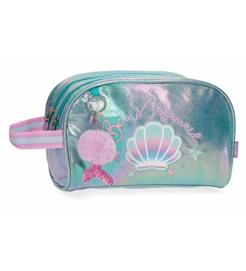 Comprar Enso Neceser Enso Be a Mermaid Doble Compartimento -26x16x11cm-