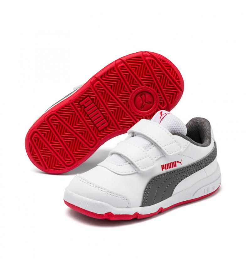 Comprar Puma Stepfleex 2 SL VE V Inf sapatos branco, azul