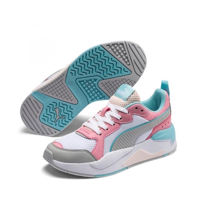 Comprar Puma Sapatos X-Ray Jr branco, rosa