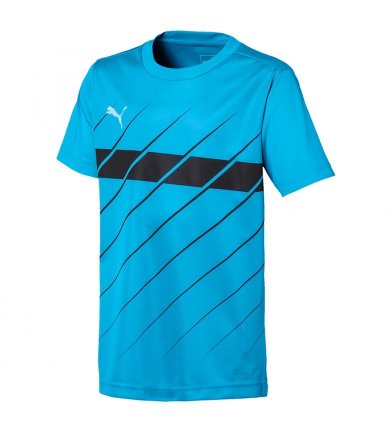 Comprar Puma Camiseta Futbol Play Graphic azul