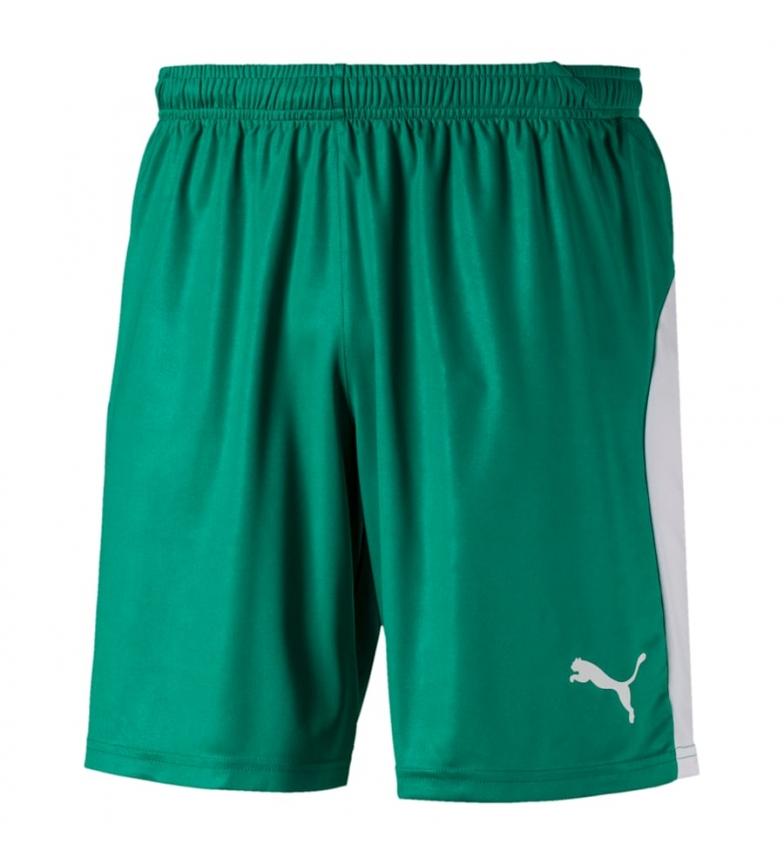 Comprar Puma Shorts Liga verde, branco