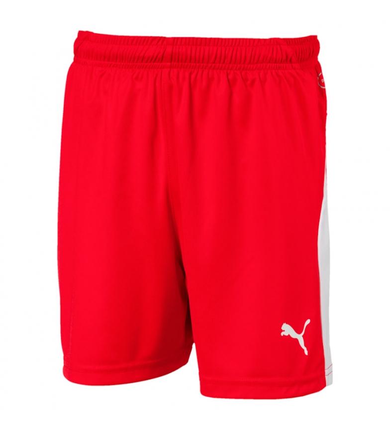 Comprar Puma Short Liga rouge, blanc