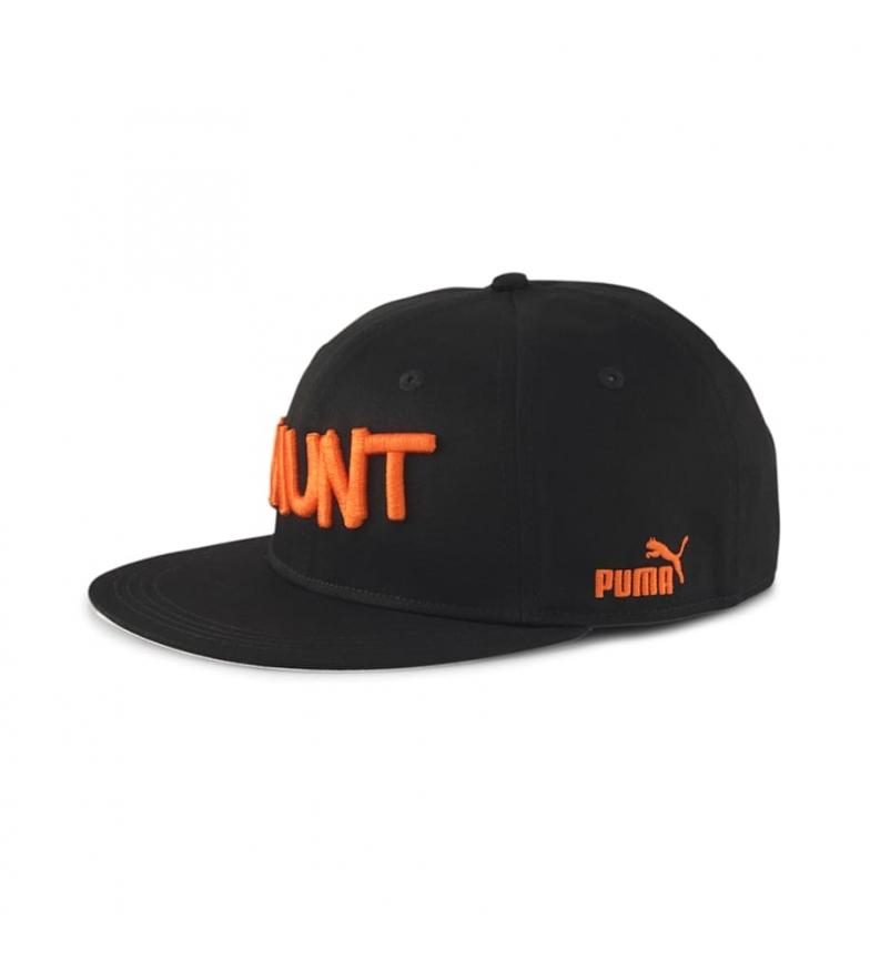 Comprar Puma VCF flat cap black