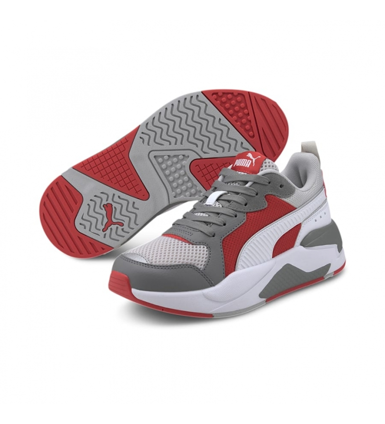 Comprar Puma Chaussures X-Ray Jr Gray Gris, rouge