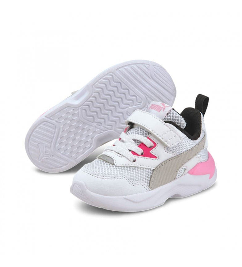 Comprar Puma Chaussures X-Ray Lite AC Inf blanc, gris, rose