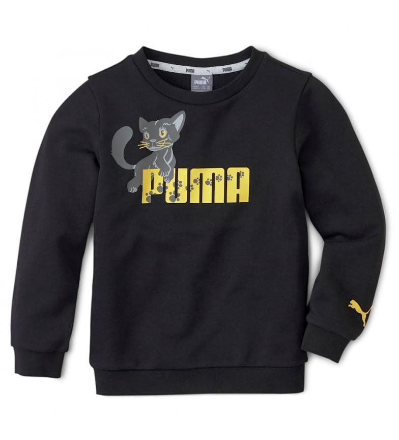 Comprar Puma Sudadera Animals negro