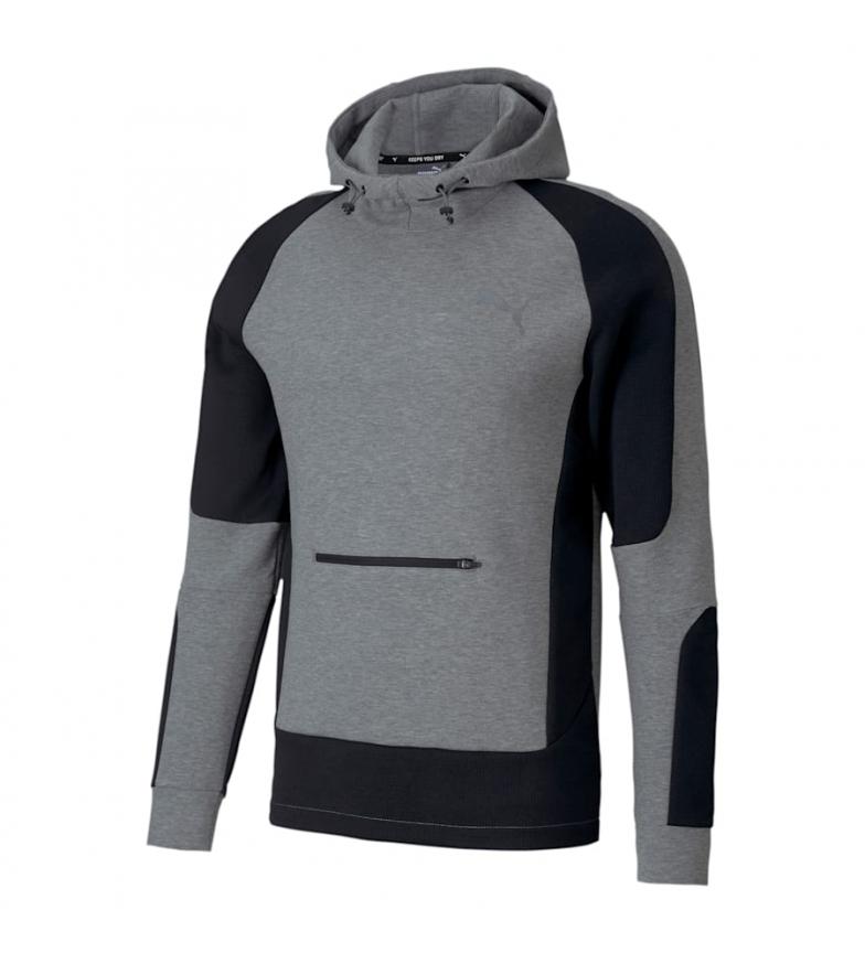 Comprar Puma Grey Evostripe sweatshirt
