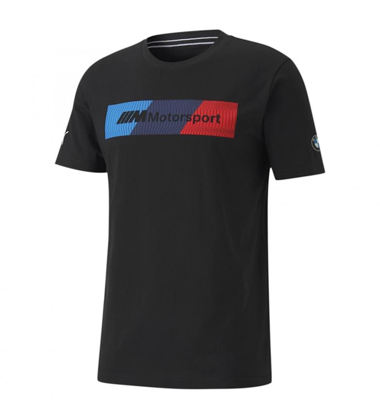 Comprar Puma Camiseta BMW MMS Logo negro
