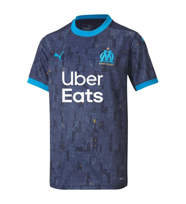 Comprar Puma Maglietta replica Blue Olympique de Marseille Away