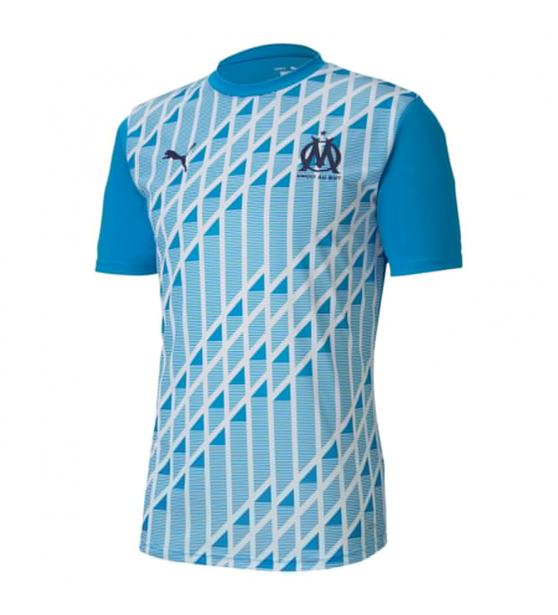 Comprar Puma T-shirt azul do Estádio Olympique de Marselha