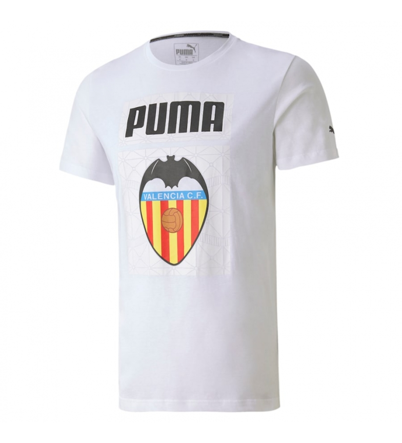 Comprar Puma Camiseta VCF ftblCORE Graphic blanco