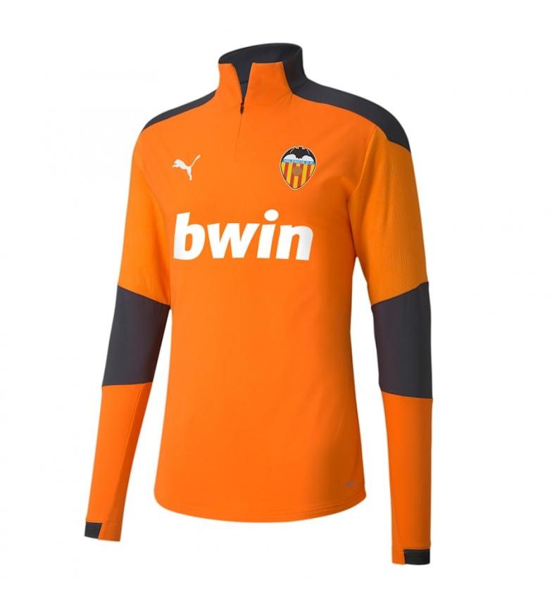 Comprar Puma VCF Training 1/4 Zip orange T-shirt
