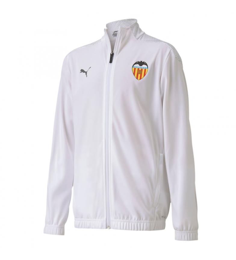 Comprar Puma VCF Stadium Jacket Jr Puma White-Asphalt