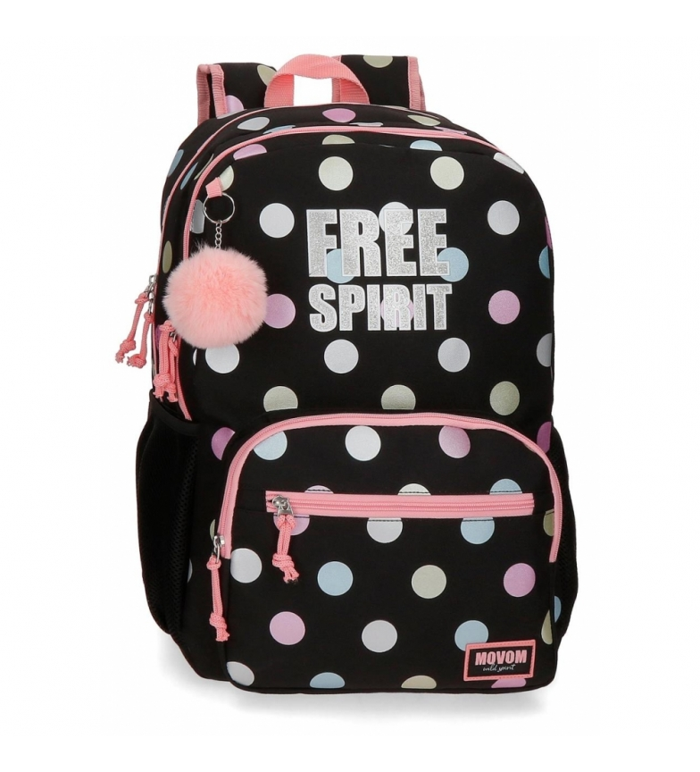Comprar Movom Mochila Movom Free Dots Adaptable Double Compartment Backpack -32x46x17cm
