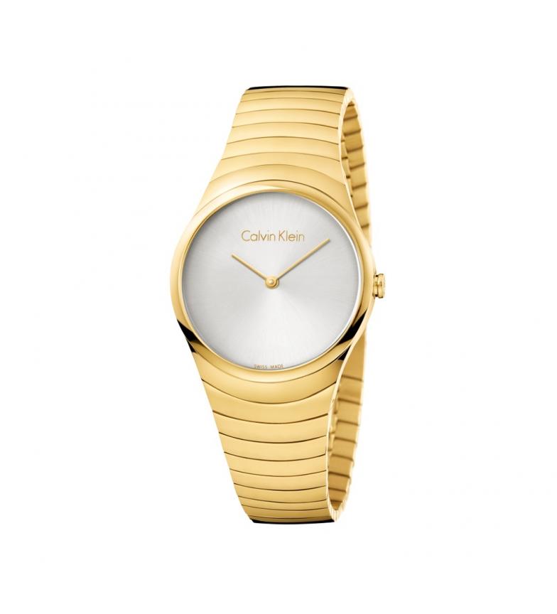 Comprar Calvin Klein Relógio de ouro K8A23
