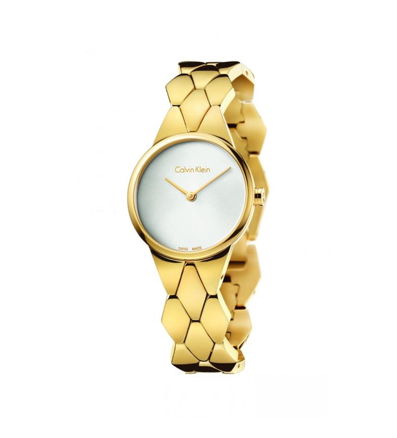 Comprar Calvin Klein Watch K6E23 gold