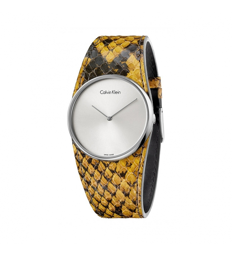 Comprar Calvin Klein Orologio K5V231 oro