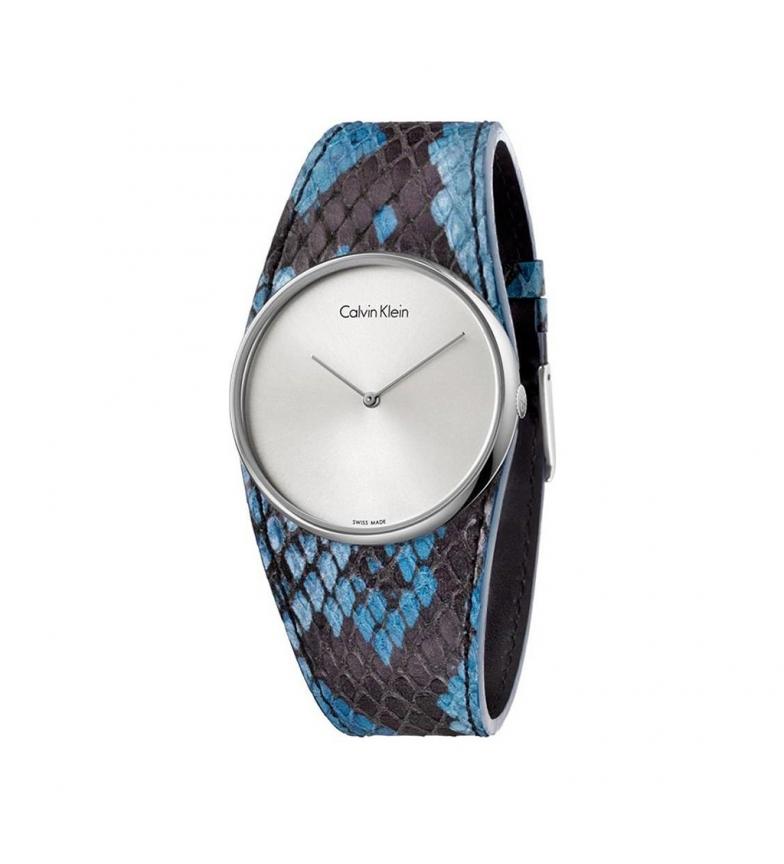 Comprar Calvin Klein Reloj K5V231 azul