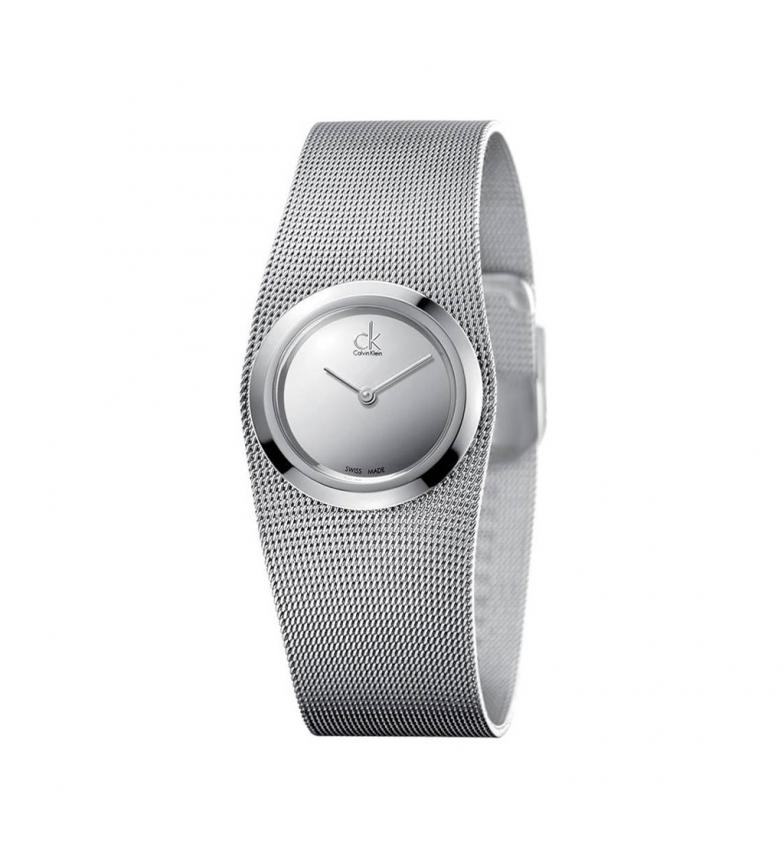 Comprar Calvin Klein Orologio K3T231 argento