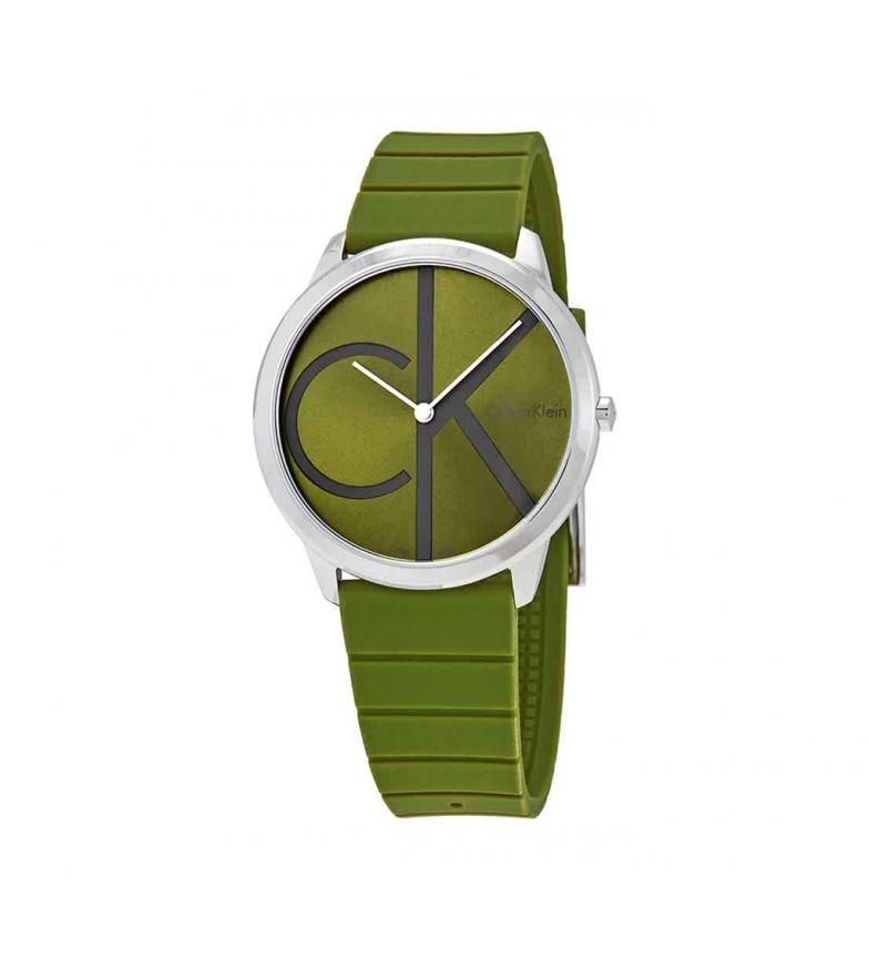 Comprar Calvin Klein Relógio K3M21B verde
