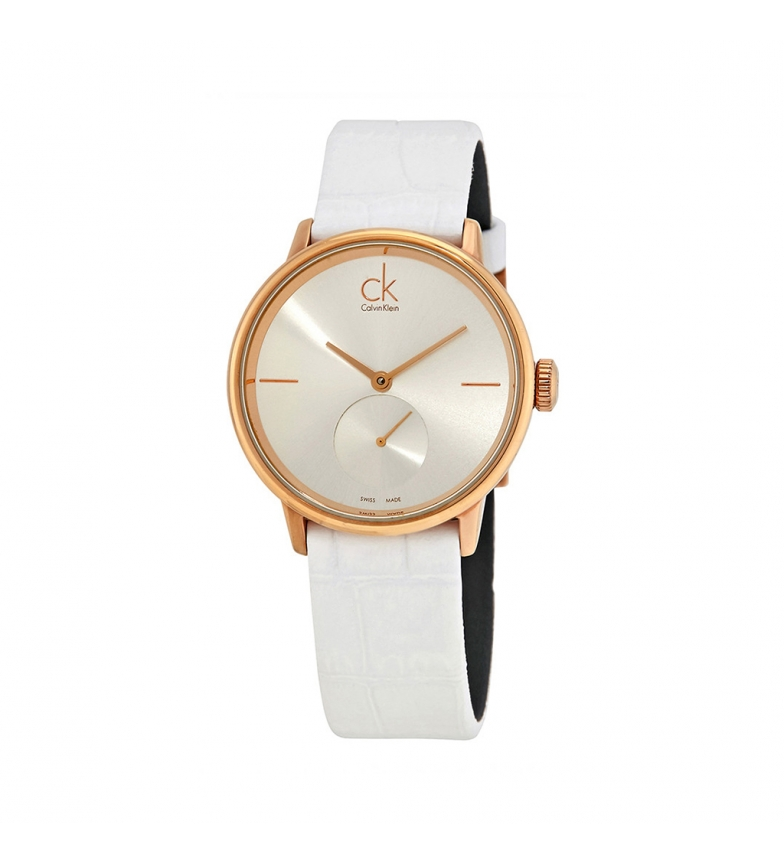 Comprar Calvin Klein Orologio K2Y23 bianco