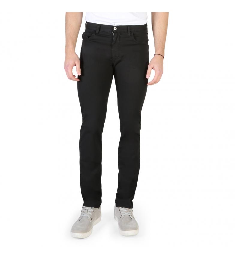 Comprar Armani Jeans Pantaloni 3Y6J45_6N0UZ nero