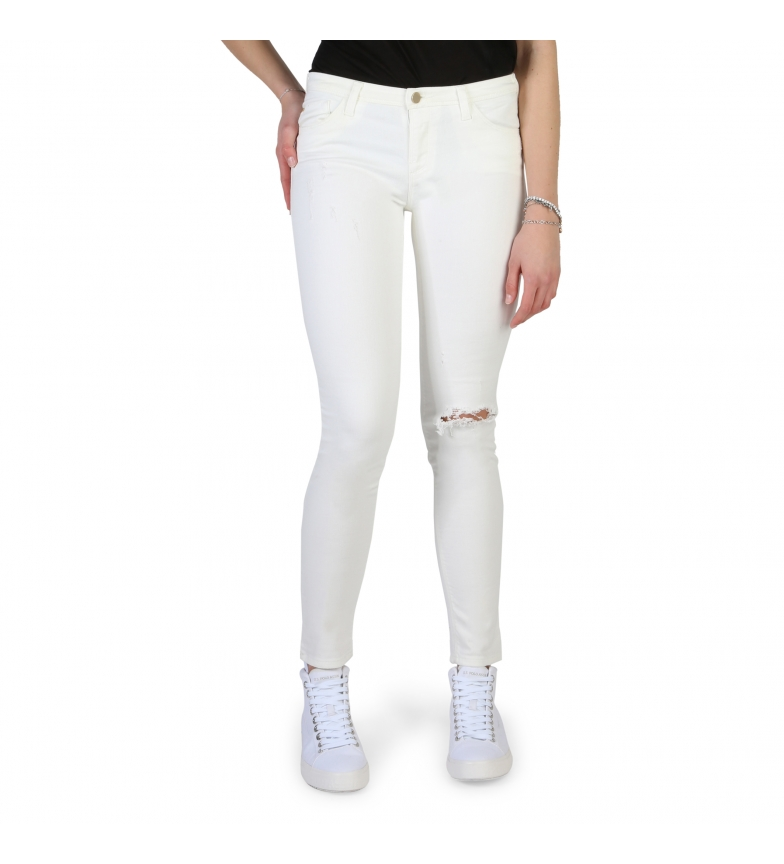Comprar Armani Jeans Vaqueros 3Y5J28_5N1CZ blanco