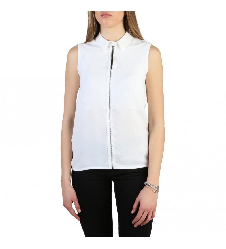 Comprar Armani Jeans Shirts 6Y5C03_5NDHZ white