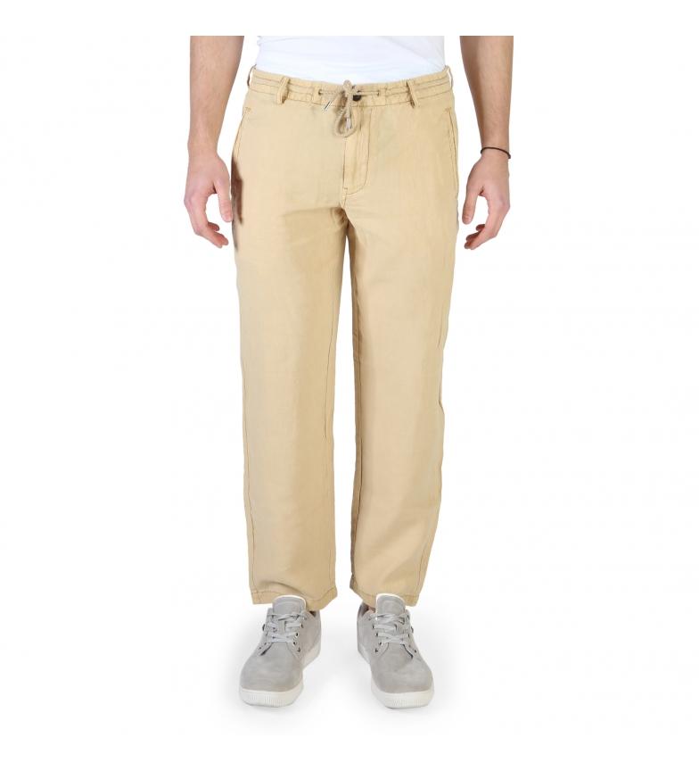 Comprar Armani Jeans Pantaloni 3Y6P56_6NDMZ beige