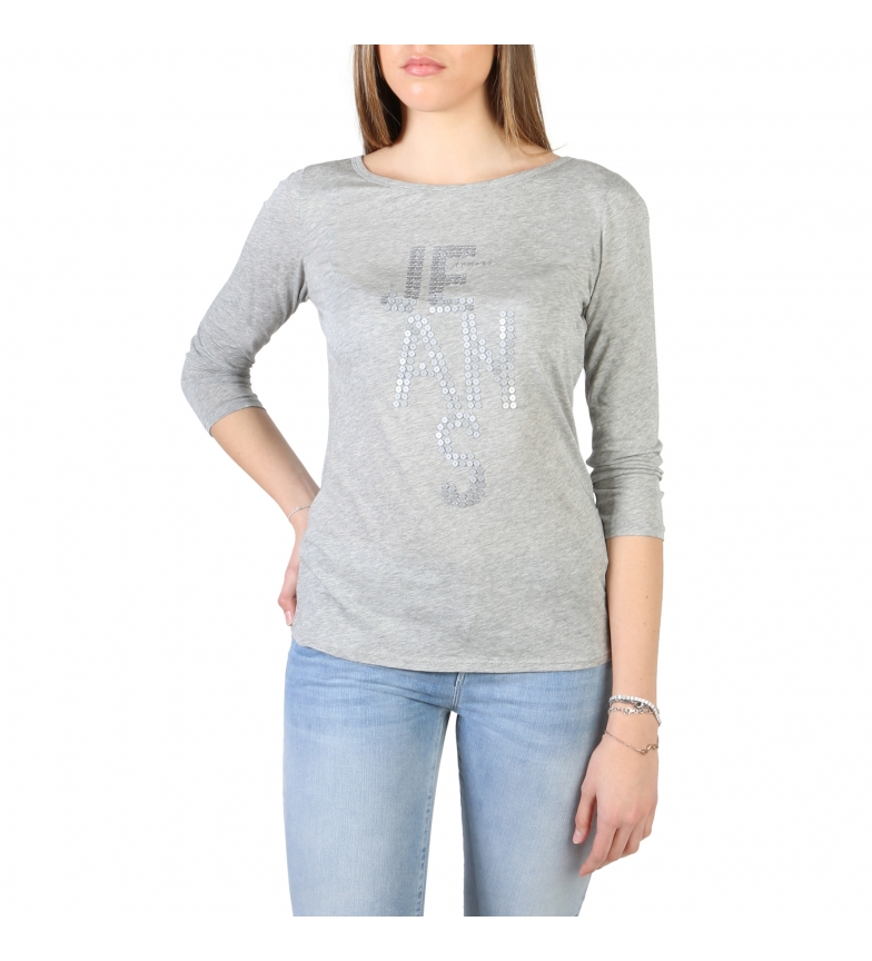 Comprar Armani Jeans Camisetas 3Y5T52_5JZJZ gris