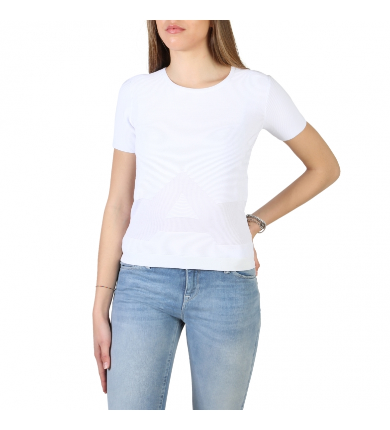 Comprar Armani Jeans T-shirts 3Y5M2L_5M22Z blanc