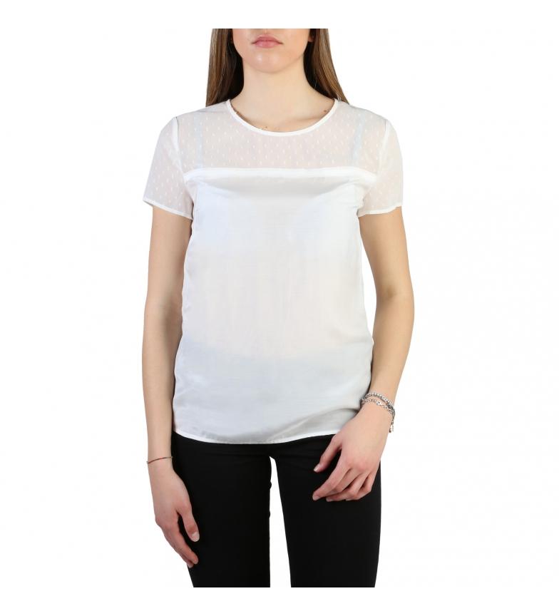 Comprar Armani Jeans T-shirts 3Y5H45_5NZSZ blanc