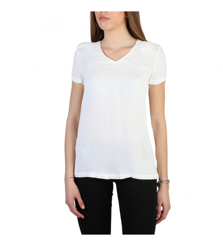 Comprar Armani Jeans Camisetas 3Y5H43_5NYFZ blanco