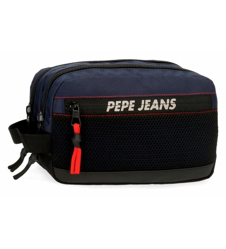 Comprar Pepe Jeans Pepe Jeans Split Adaptable Double Compartment Toilet Bag -24x15x10cm