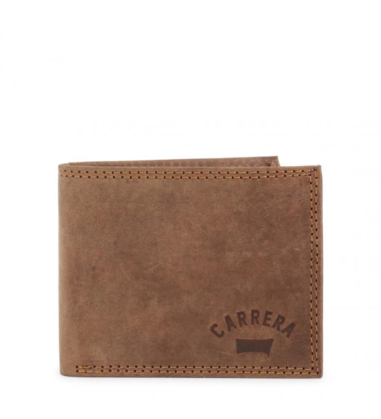 Comprar Carrera Jeans Carteira CB2922B marrom -10,5x9x2,5cm