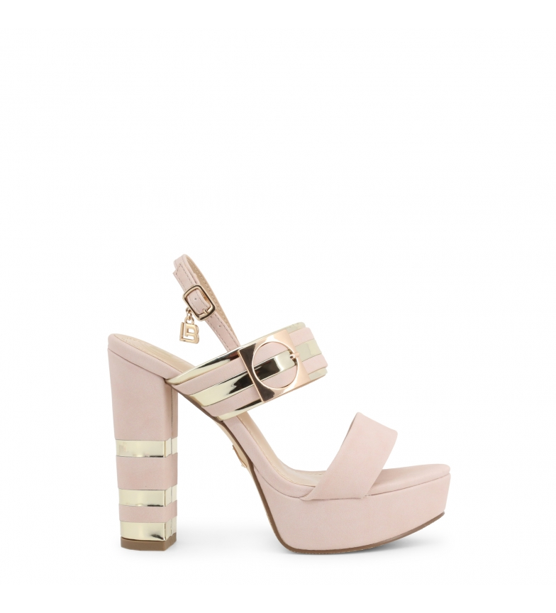 Comprar Laura Biagiotti Sandali 6122 rosa - Altezza tacco: 13cm
