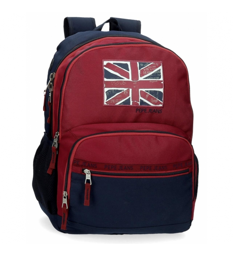 Comprar Pepe Jeans Pepe Jeans Andy Backpack Zipper duplo -33x46x17cm