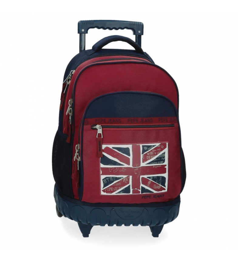 Comprar Pepe Jeans Pepe Jeans Andy 2R Zaino a rotelle -33x44x21cm