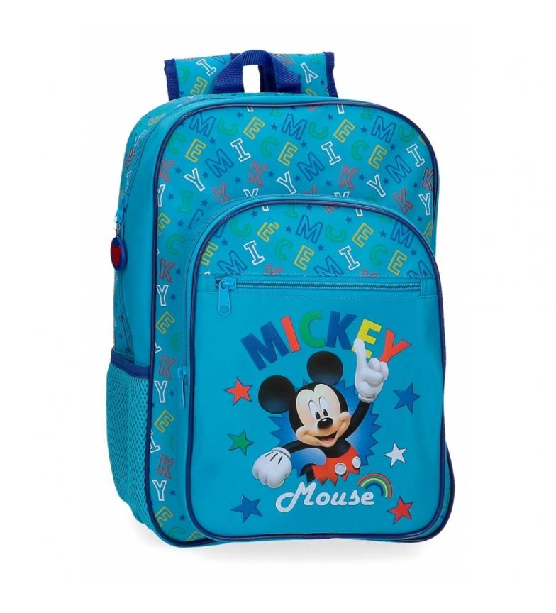 Comprar Mickey Sac d'école Mickey Stars -30x40x13cm