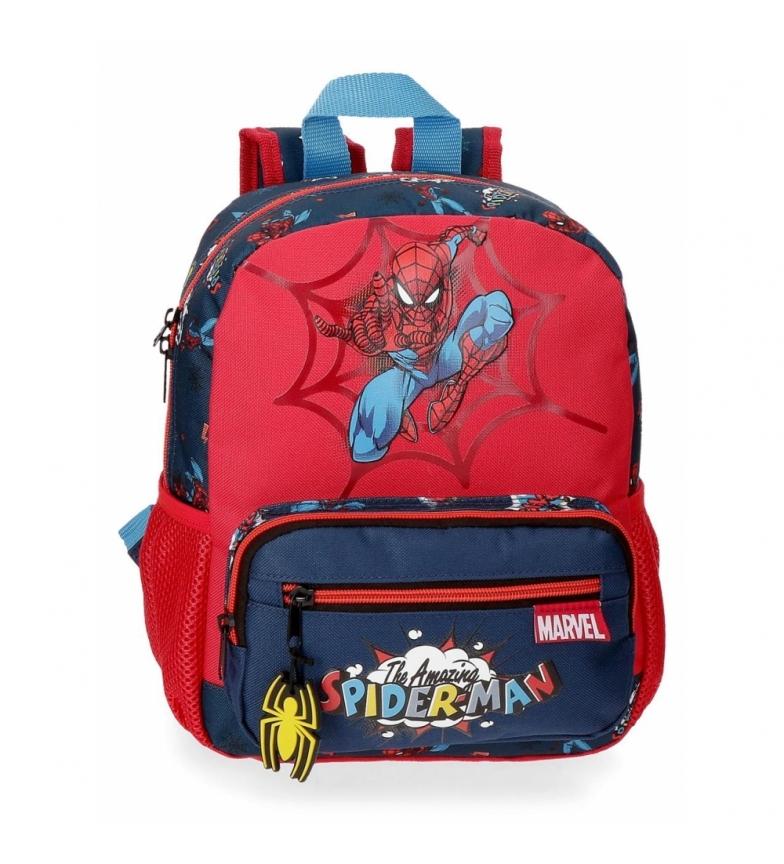Comprar Spiderman Spider-Man Pop Carrier Zaino adattabile -23x28x10cm
