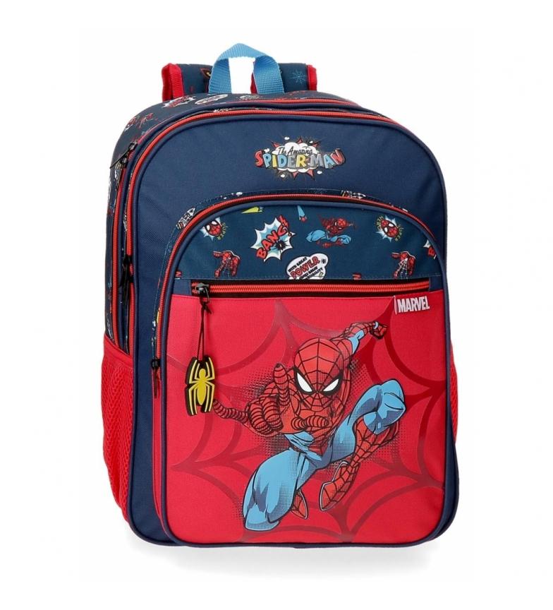 Comprar Spiderman Spiderman Pop Zaino a due scomparti -30x40x13cm
