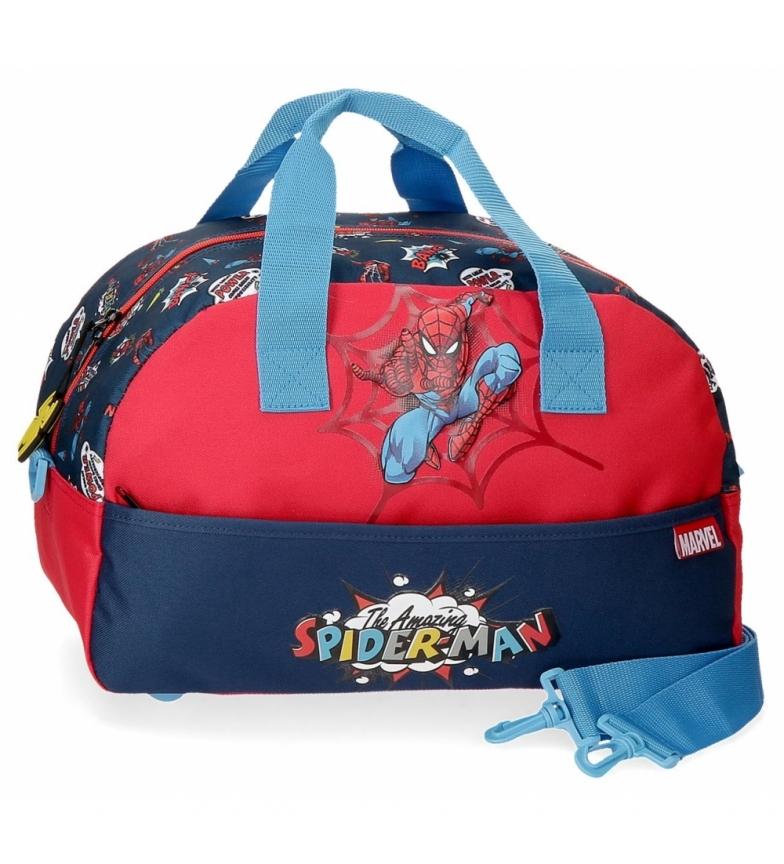 Comprar Joumma Bags Borsa da viaggio Spiderman Pop -40x25x18cm